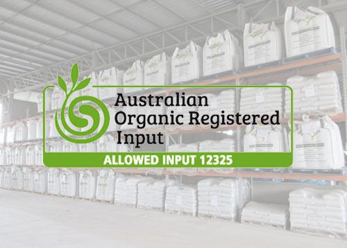 australian organic fertiliser